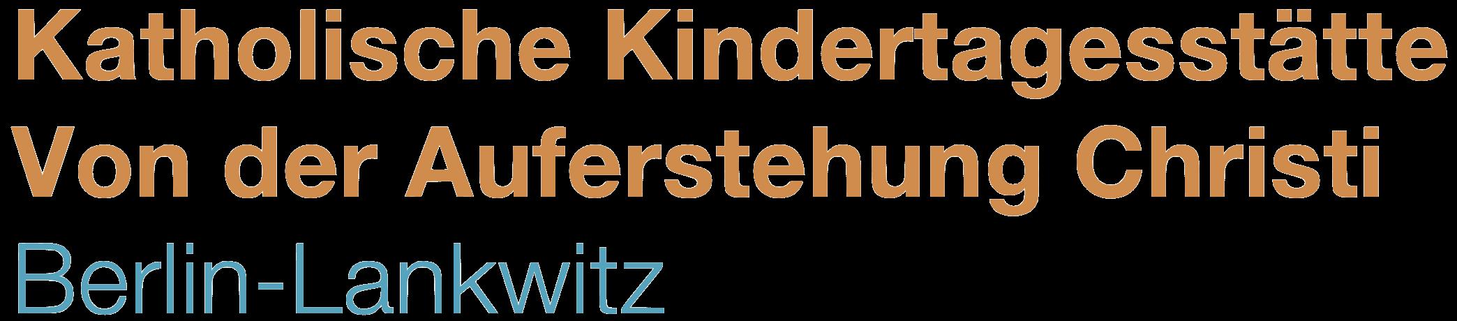 Logo for Kita von d. Auferstehung Christi